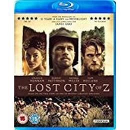 The Lost City Of Z [Blu-ray]